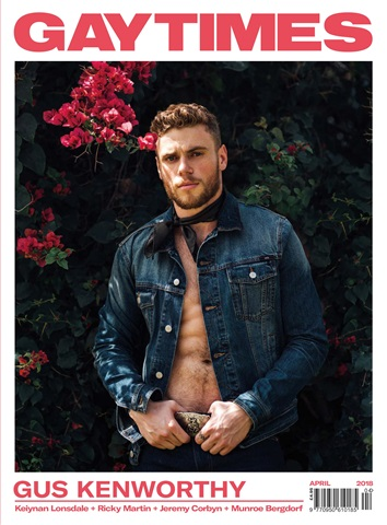 Gay Times issue April 2018