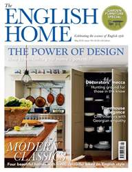 The English Home issue May 2018