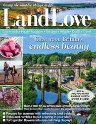 LandLove Magazine issue May 2018