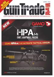 Gun Trade World issue April 2018