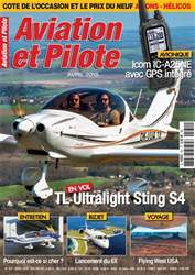 Aviation et Pilote issue April 2018