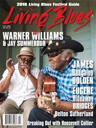 Living Blues #254 issue Living Blues #254