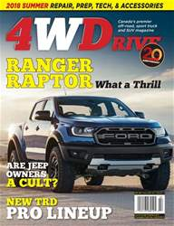 Four Wheel Drive issue April/May 2018
