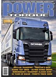 PowerTorque issue April/May 18