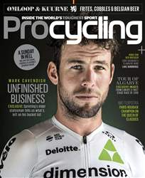 Procycling issue April 2018
