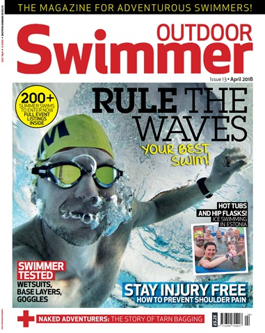 Outdoor Swimmer issue April 2018