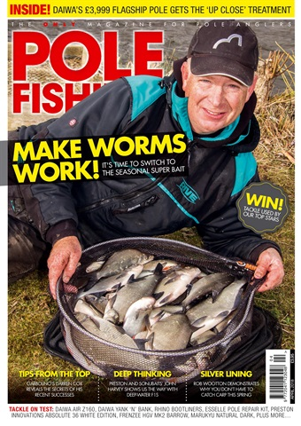 Pole Fishing issue April 2018