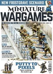 Miniature Wargames issue May 2018 (421)