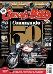 Classic Bike issue April 2018