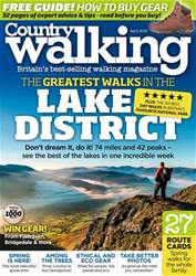 Country Walking issue April 2018