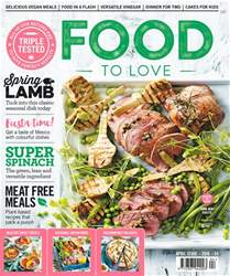 Food To Love issue April 2018