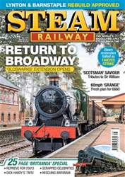 Steam Railway issue Issue 478
