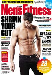 Men's Fitness issue May 2018