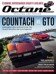 Octane issue May 2018