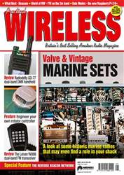Practical Wireless issue May 2018
