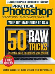 Practical Photoshop issue April 2018