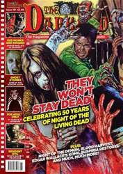 The Darkside issue Issue 191: They Won't Stay Dead