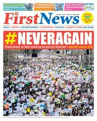First News Issue 615 issue First News Issue 615