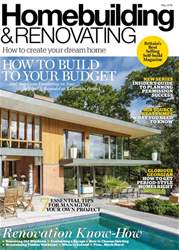 Homebuilding & Renovating Magazine issue May 2018