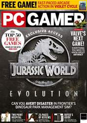 PC Gamer (UK Edition) issue May 2018