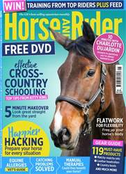 Horse&Rider Magazine - UK equestrian magazine for Horse and Rider issue Horse&Rider Magazine – May 2018