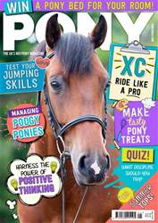 PONY Magazine – May 2018 issue PONY Magazine – May 2018