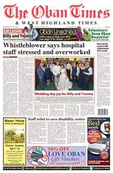 The Oban Times & Lochaber Times Magazine Cover