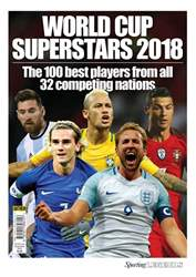 World Cup Superstars issue World Cup Superstars