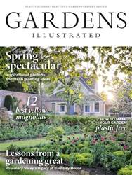Gardens Illustrated issue April 2018