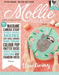 Mollie Makes issue Issue 91
