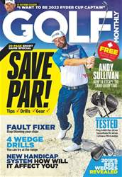 Golf Monthly issue May 2018