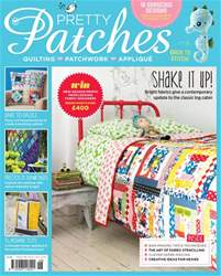 Pretty Patches Magazine issue Issue 46