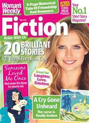 Womans Weekly Fiction Special issue May 2018