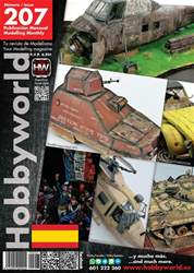 HOBBYWORLD 207 issue HOBBYWORLD 207