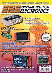 Everyday Practical Electronics issue May-18