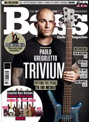 Bass Guitar issue April 2018
