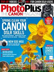PhotoPlus issue Spring 2018