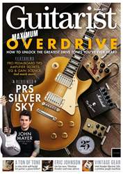 Guitarist issue May 2018