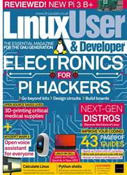 Linux User and Developer issue Issue 190