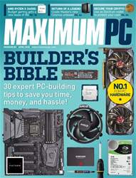 Maximum PC issue April 2018
