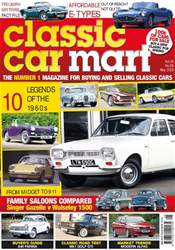 Classic Car Mart issue May 2018