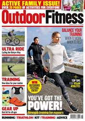 Outdoor Fitness issue May 2018