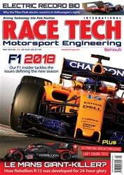 Race Tech issue Race Tech Issue 210