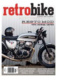 Retrobike issue RCBE #30 AUTUMN 18