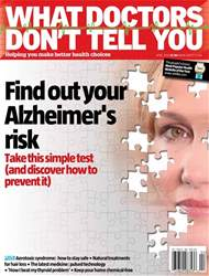 What Doctors Don't Tell You (US Edition) Magazine Cover