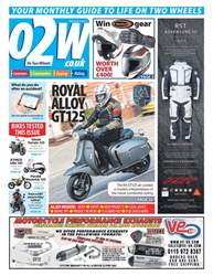 O2W - May 2018 issue O2W - May 2018