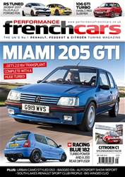Performance French Cars issue May / Jun 18