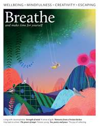 Breathe Magazine Cover