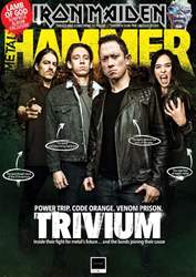 Metal Hammer issue May 2018