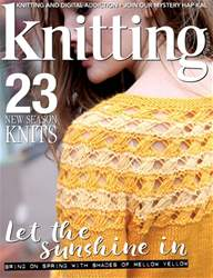 Knitting issue May 2018